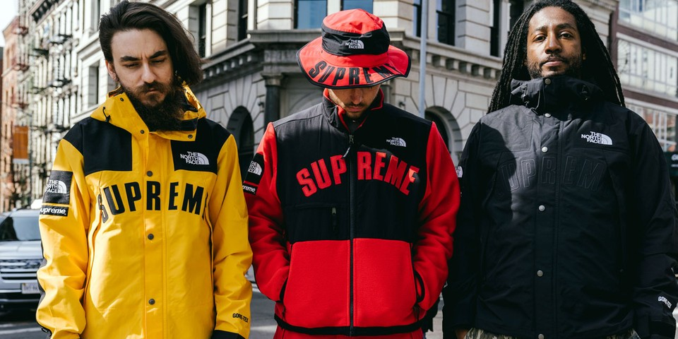 8a86ca81 Supreme x The North Face SS19 Drop Street Style | HYPEBEAST