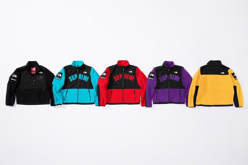 Supreme x The North Face Spring Summer Collection Mountain Parka jackets hats bags new york outerwear
