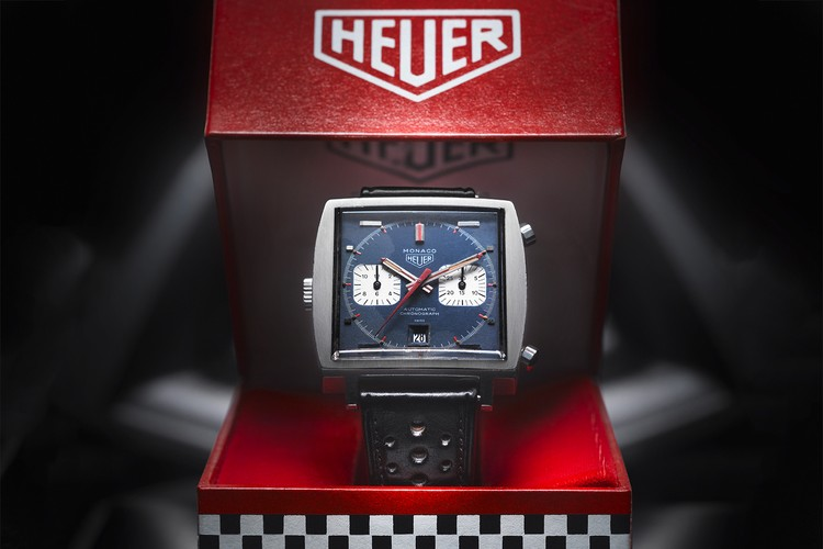 ddd06bf13af05 TAG Heuer Announces New Monaco Watch for 50th Anniversary