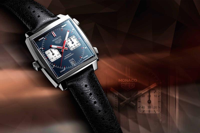 Tag Heuer Monaco 50th Anniversary Watch