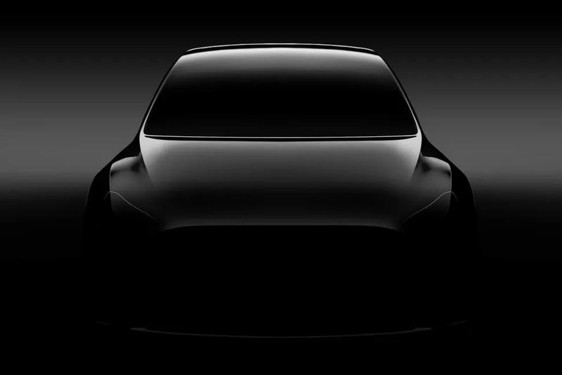 Elon Musk Announces Unveil Date for Model Y tesla car engineering electric charger supercharger new launch