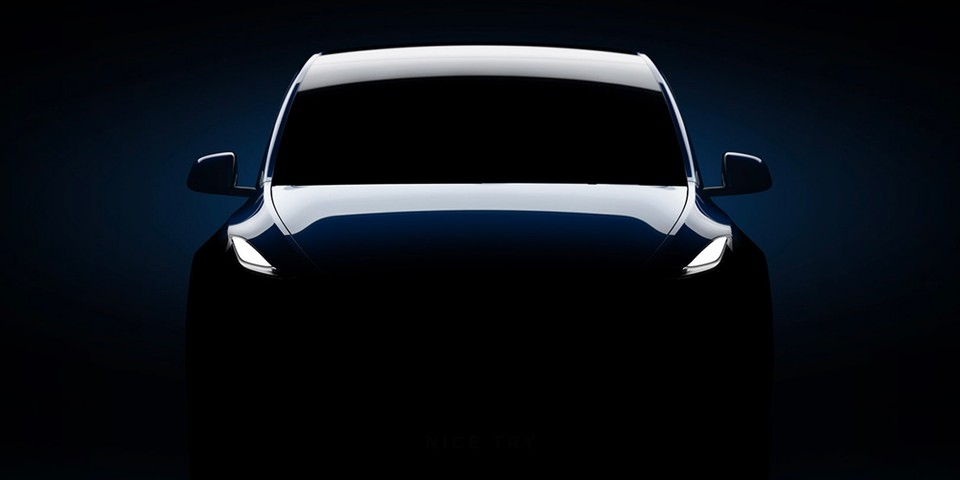 Tesla's Model Y Teaser Comes With a Clever Easter Egg
