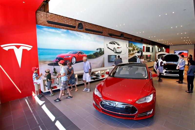Tesla Reverses Decision to Close Stores and Increases Price of Cars Instead elon musk model x s 3 electric vehicle