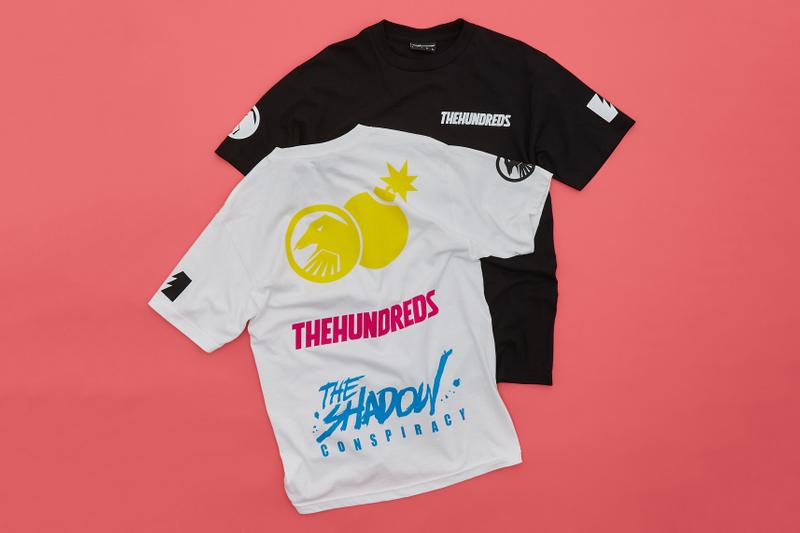 The Hundreds The Shadow Conspiracy BMX Bike Collection