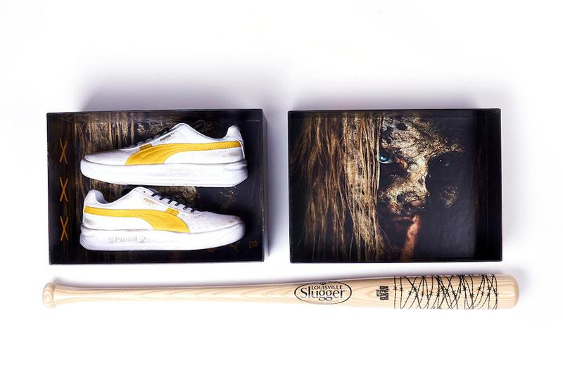 'The Walking Dead' & PUMA Link Up to Celebrate Season 9 Finale