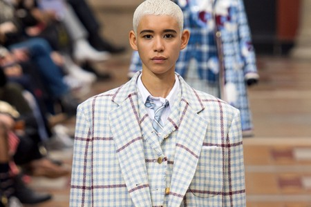 Thom Browne Showcases Business Inspired Ready-To-Wear Collection for Fall 2019
