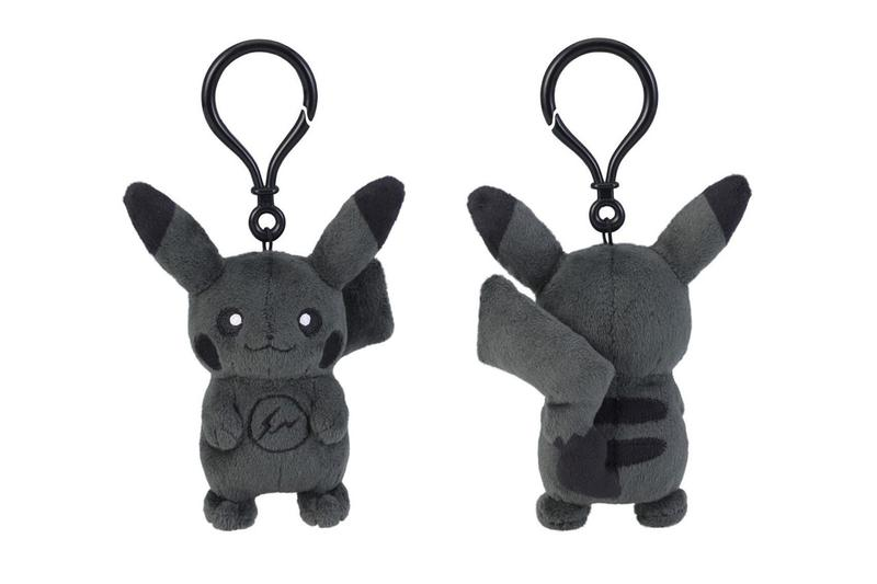 THUNDERBOLT PROJECT BY FRGMT & POKÉMON Dover Street Market Ginza London New York Los Angeles Singapore Beijing plush