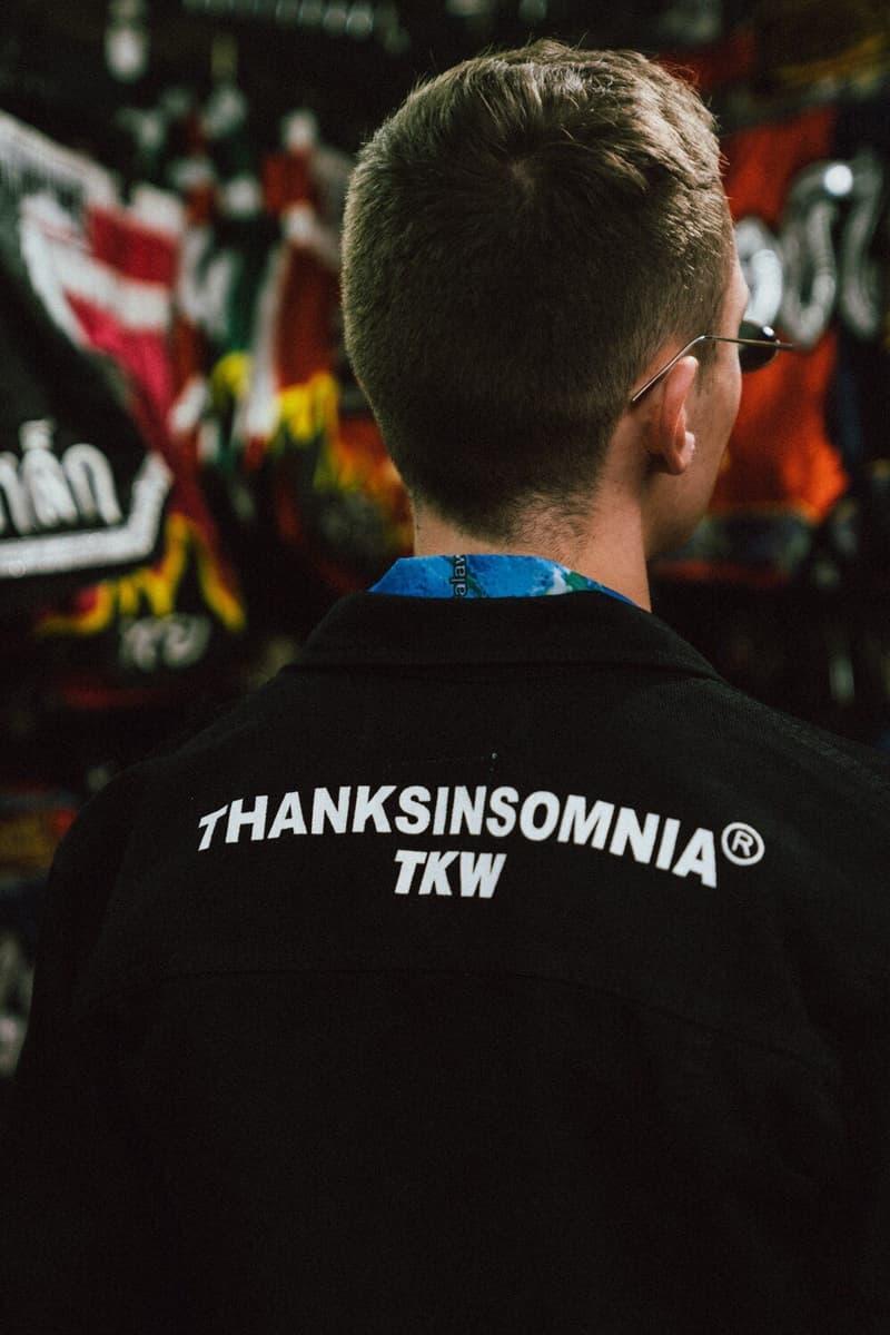 TKW x THANKSINSOMNIA Capsule Collection