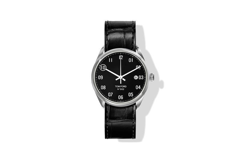 tom ford 002 watch collection release
