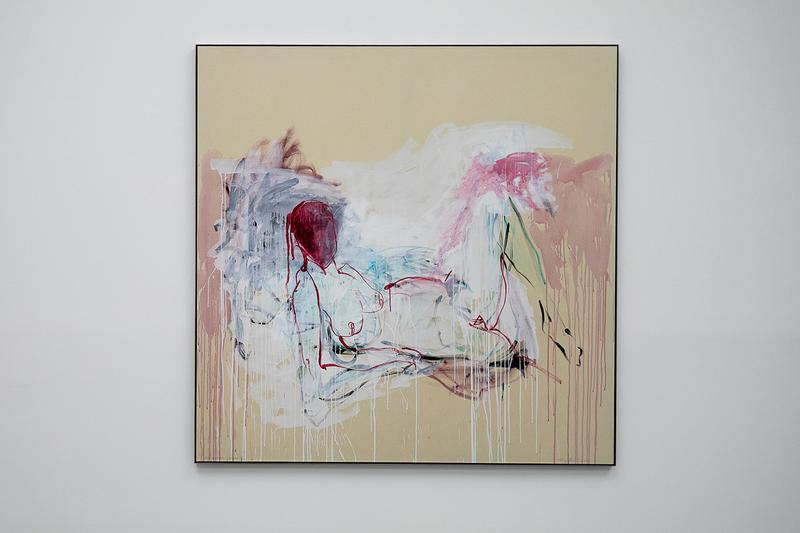 Tracey Emin 'A Fortnight of Tears' Exhibit London Inside Closer Look Art Gallery Galleries Open Until April 7 White Cube Bermondsey, 144-152, Bermondsey St, London SE1 3TQ
