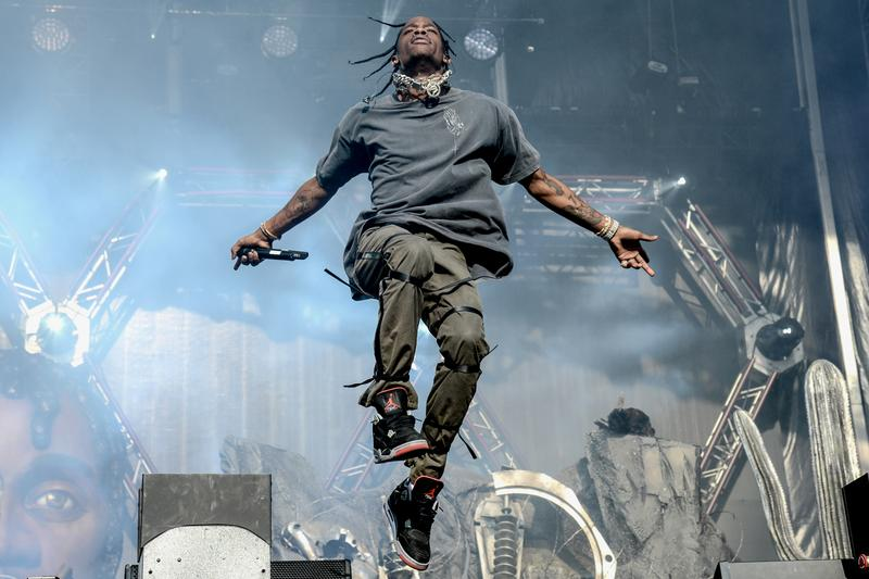 Travis Scott Sicko Mode Billboard Hot 100 History Most Weeks Record 32