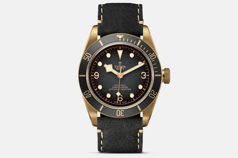 Tudor Black Bay Bronze Slate Grey Dial Release watches accessories timepiece chronograph
