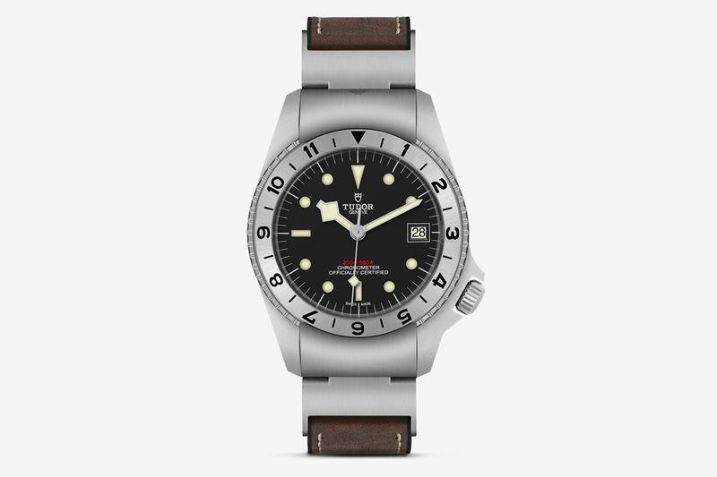 Tudor Unveils US Navy-Inspired Black Bay P01