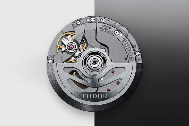 Tudor US Navy Inspired Black Bay P01 Release military watch timepiece chronograph
