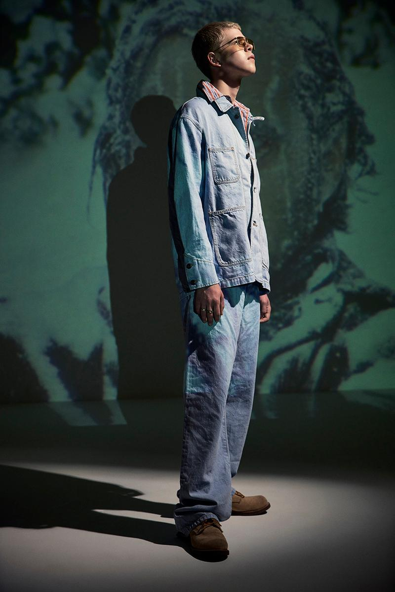 ULLAC Spring Summer 2019 SS19 Escape Routes Collection Lookbooks Italian Denim Genderless