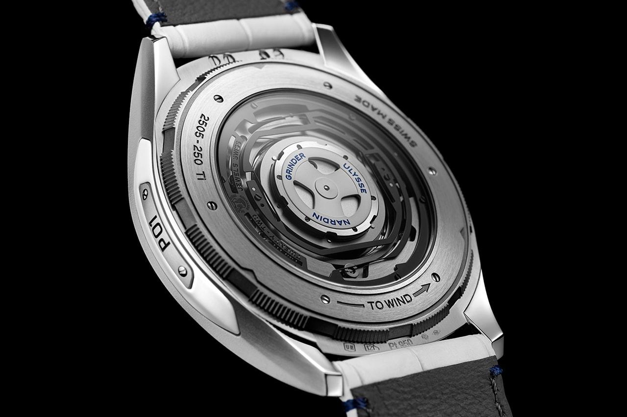 Ulysse Nardin Freak Next Watch Technology
