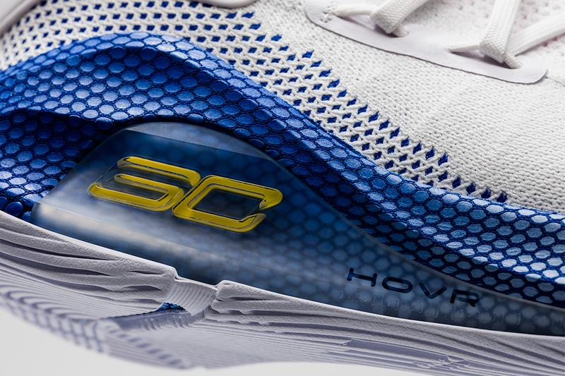 9012a81e07ae under armour curry 6 dub nation stephen curry 2019 april footwear blue  white yellow gold