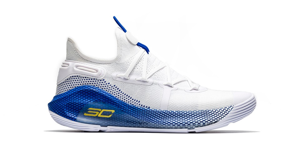2a7c6ae92ebd UA Curry 6  Dub Nation  Honors the Warriors  Journey to Success. Under  Armour