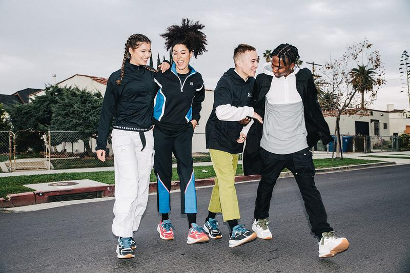 Under Armour Baltimore original UA Forge 96 West Coast Los Angeles Jason Lee Photography Runyon Canyon Pershing Square Echo Park Beverly Hills Black/Petrol Blue/Coded Blue Summit White/Guardian Green/Zap Green Lava/Petrol Blue/Capri
