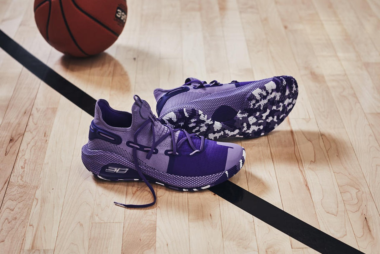 Under Armour ICON Curry 6 Women's Day