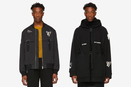 "UNDERCOVER's Latest SS19 Release Brings the ""Dead Hermits"" & ""Vlads"" Together"