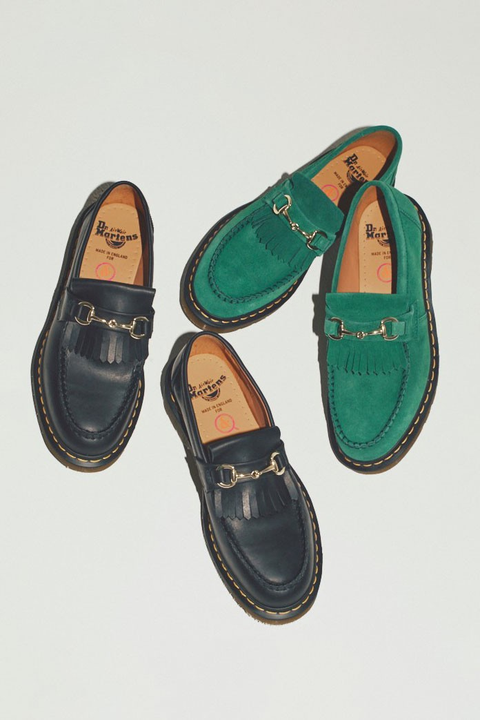 dr martin loafers