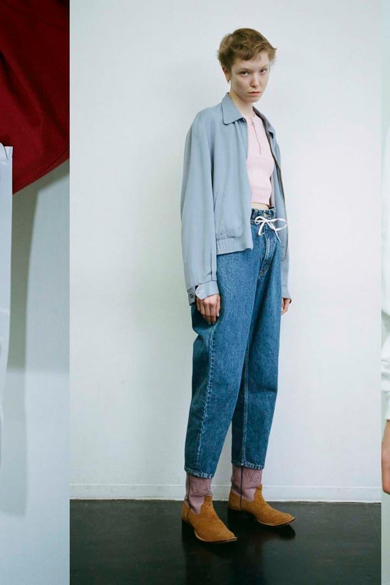 urself Spring/Summer 2019 Collection Lookbook name director seima matsuzaka