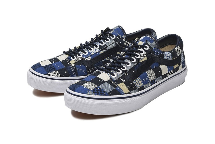 Vans Honors Traditional Craft With Latest