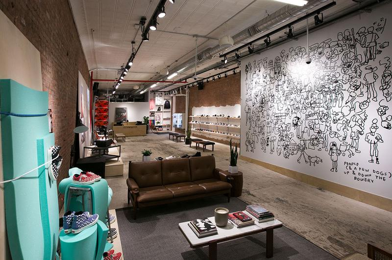 Vans Vault Launches Debut Pop-Up Store New York first ever flagshop march 2019 open
