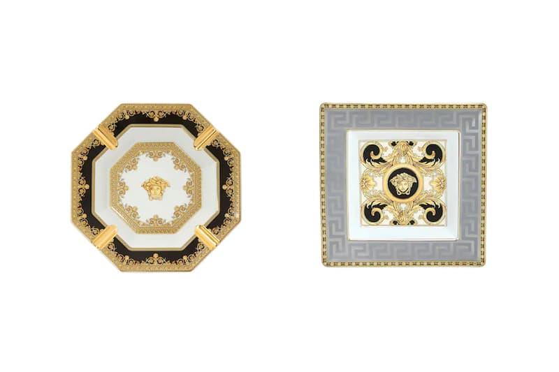 versace ashtray i love baroque prestige gala release luisaviaroma