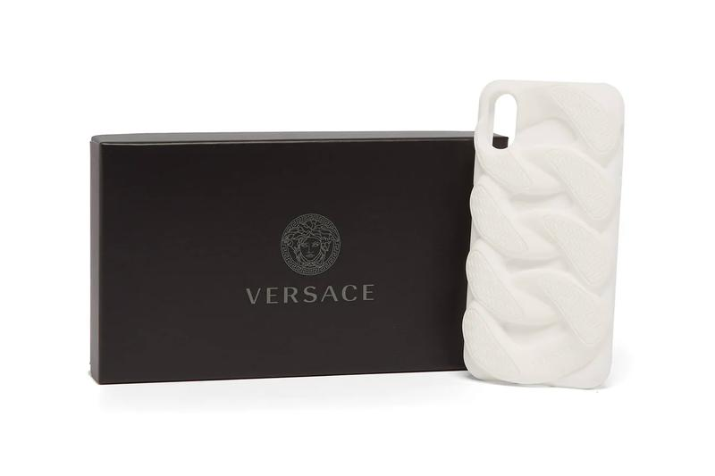 Versace Chain Reaction Sole Unit iphone Case apple black release MATCHESFASHION.COM Salehe Bembury