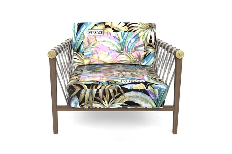 versace home collection 2019 milan art exhibition andy dixon sasha bikoff