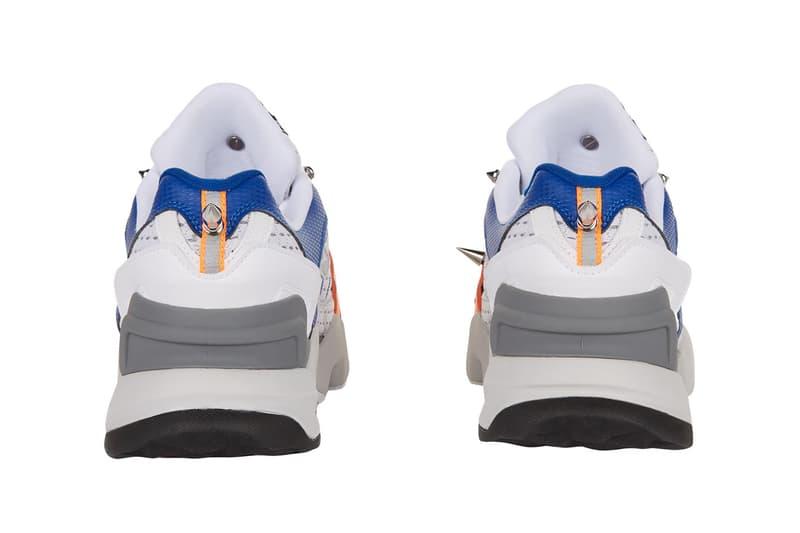 vetements reebok spike 400 runner sneakers trainers release spring 2019