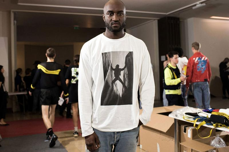 Virgil Abloh new yorker magazine interview feature design copyright criticism
