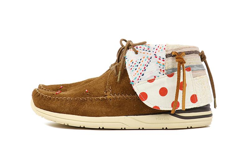 "visvim Drops New ""COLLAGE-FOLK"" FBT"