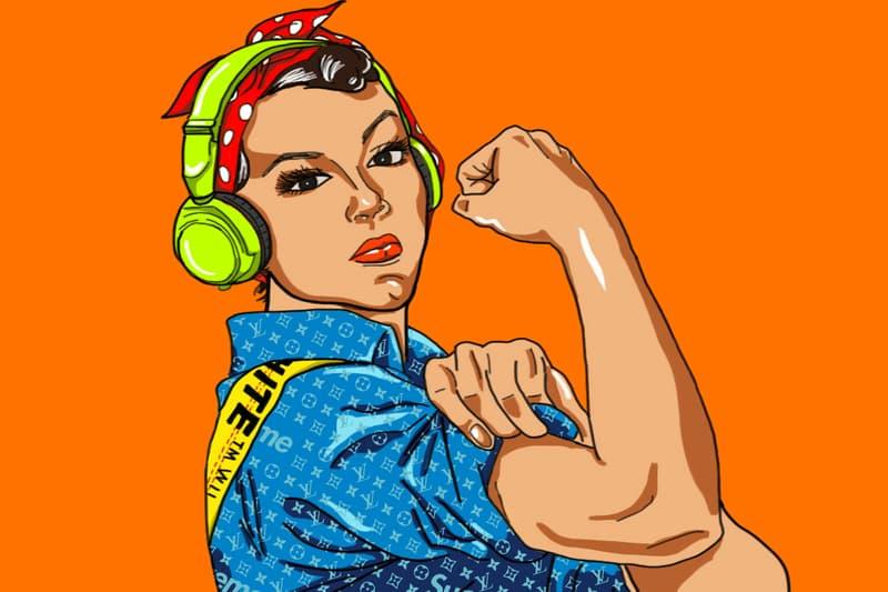 Rosie the Riveter Day Ari Lennox Doja Cat Malibu Mitch Paloma Mami Ioanna Gika Natalie Bergman Wild Belle Jill Hervey Lion Babe Dana Dentata Kasai Abby Jasmine Interview Kari Faux Lolo Zouäi
