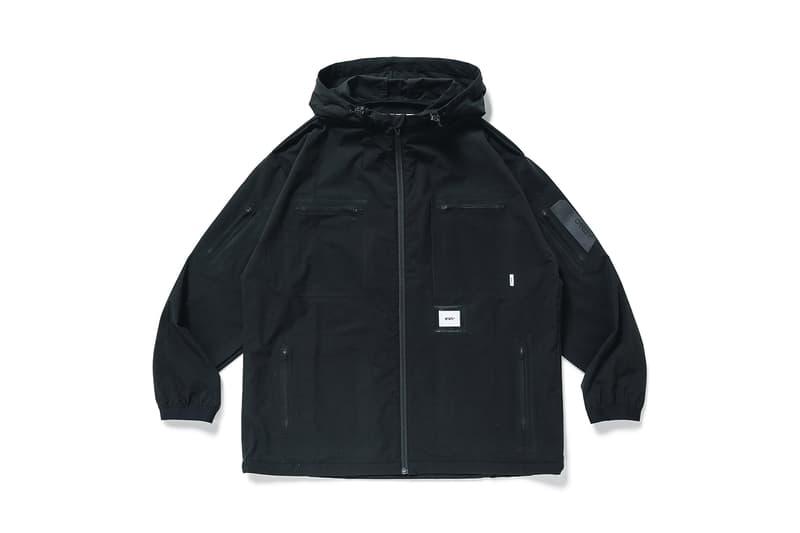 WTAPS Oakley Collection Reveal GIP Store Latch Motocross Jacket T shirt pants Sunglasses Black Khaki Info Date Release Latch Key