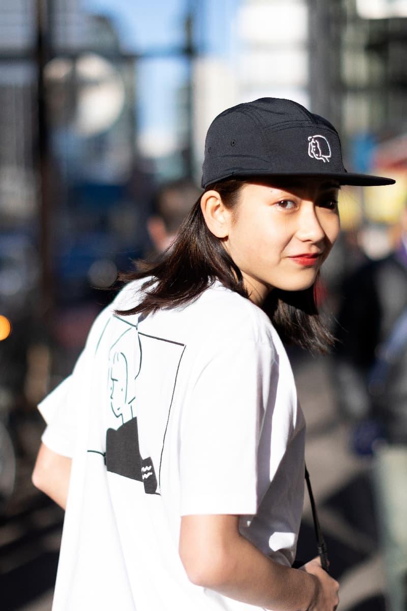 Yu Nagaba ASICSTIGER GELSAGA Capsule