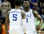 Watch Zion Williamson's ACC Championship Performance Against Florida State