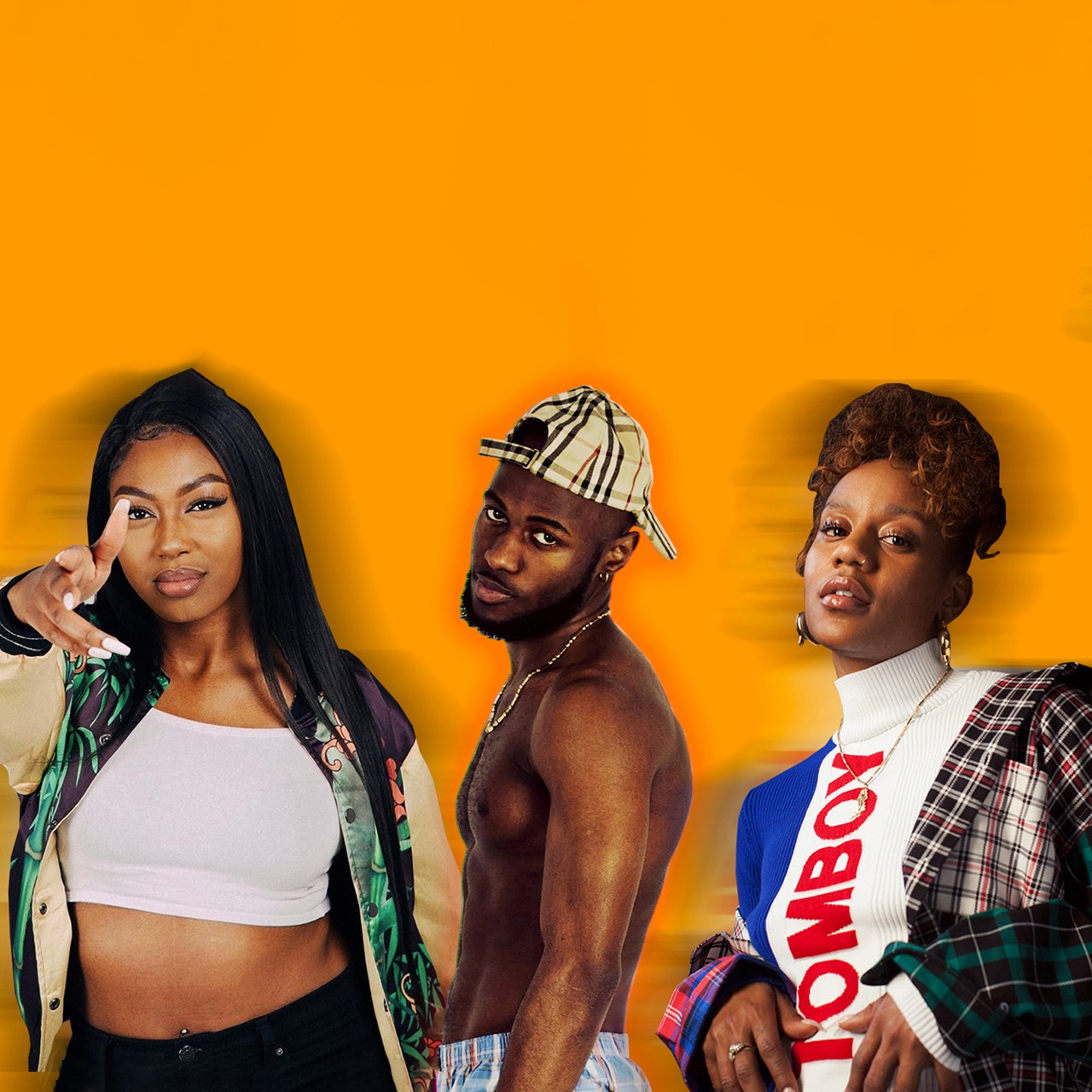 Best New UK Music Acts Kadiata Taliwhoah Ms. Banks Dave GrmDaily AfroSwing R&B Hip-Hop Musicians