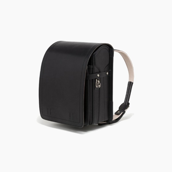 Hender Scheme Leather & Faux Leather Japanese School Bag
