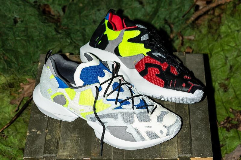 1KCorp Reimagines the Sole Fury for Reebok's Advanced Concepts Project