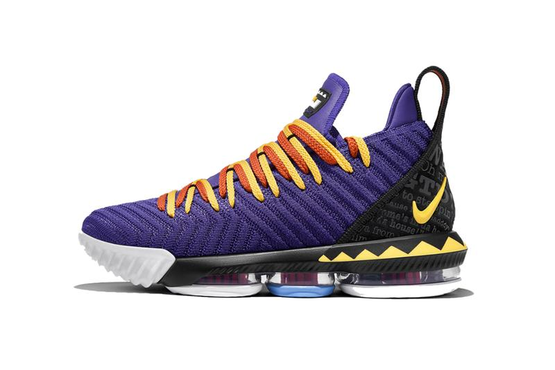 sale retailer 2c616 35262 Nike Lebron 16