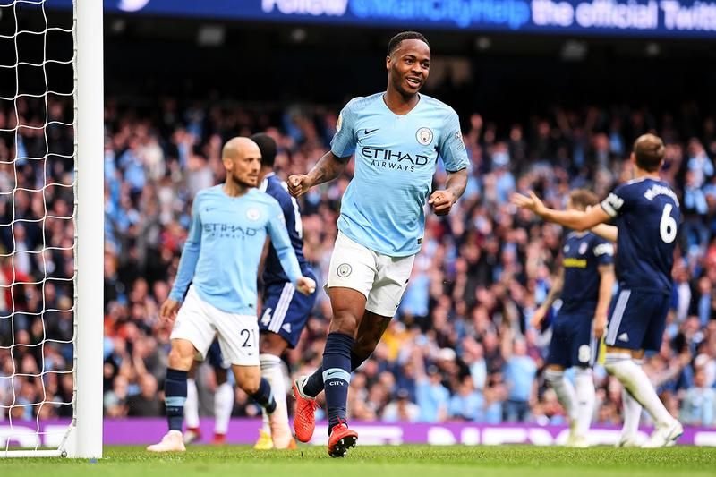 PFA Team of the year premier league english football soccer britain england liverpool paul pogba manchester city manchester united ederson trent alexander arnold virgil van dijk aymeric laporte andrew robertson bernardo silva fernandinho sadio mane sergio aguero raheem sterling harry kane mohamed salah christian eriksen son heung min
