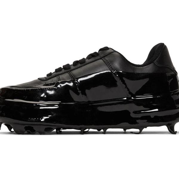 424 Black 42Force Sneakers