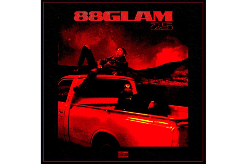 88GLAM 2.5 Stream NAV Lil Yachty Derek Wise 88 Camino xo records republic records umg recordings