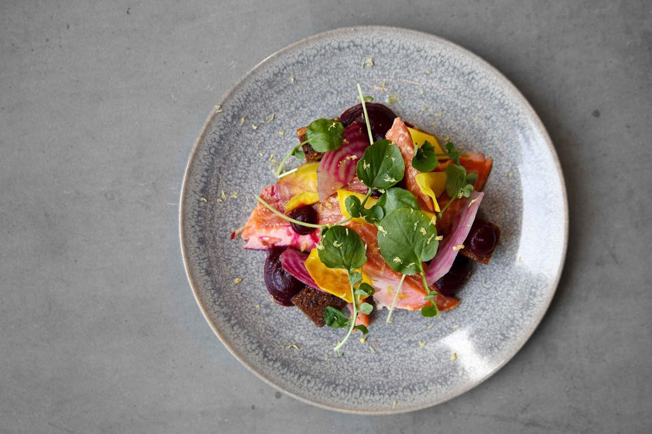 5 Best Nordic Restaurants London UK Scandinavia Børealis Aquavit Snaps & Rye Aster Texture