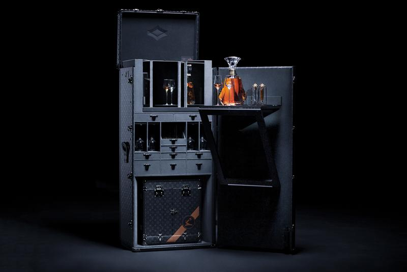 Louis Vuitton Trunk & Arik Levy Decanter Set