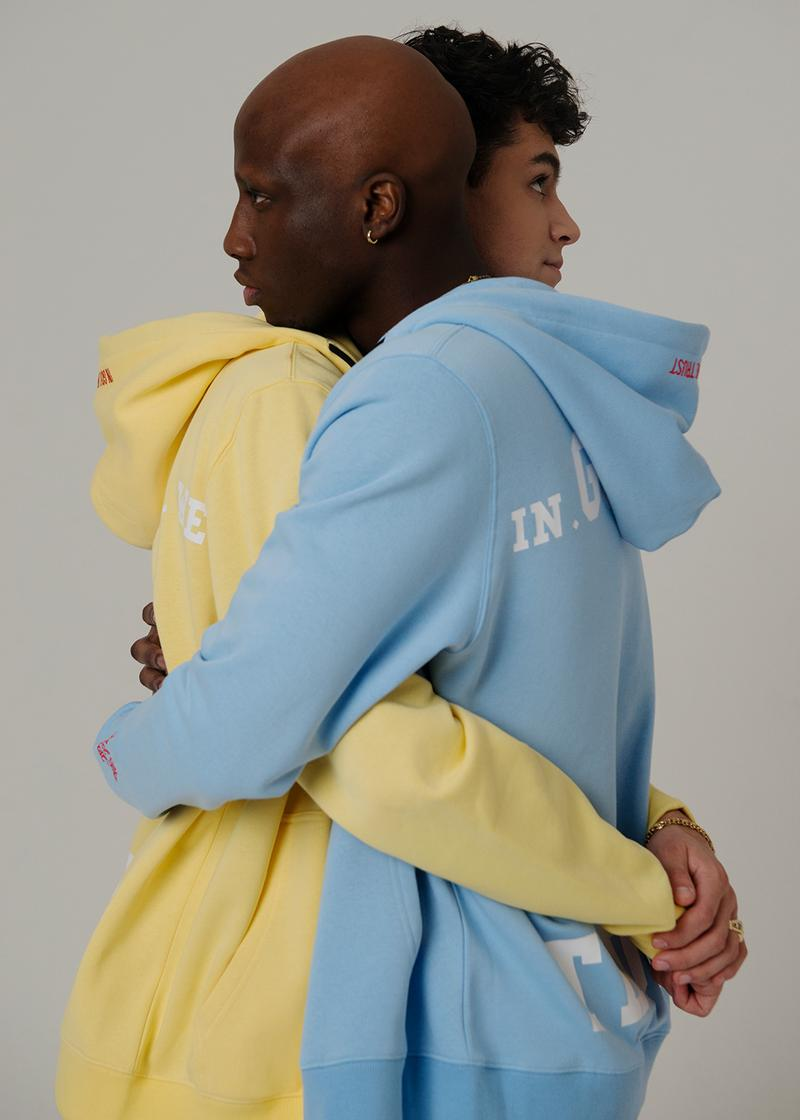 In Gold We Trust Drop Fluid Summer Collection Pastel lookbook