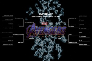 UPDATE: 'Avengers: Infinity War' is the Winner of Our Marvel Cinematic Universe March Madness Bracket
